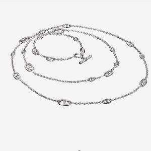 Authentic Hermes Farandole Necklace